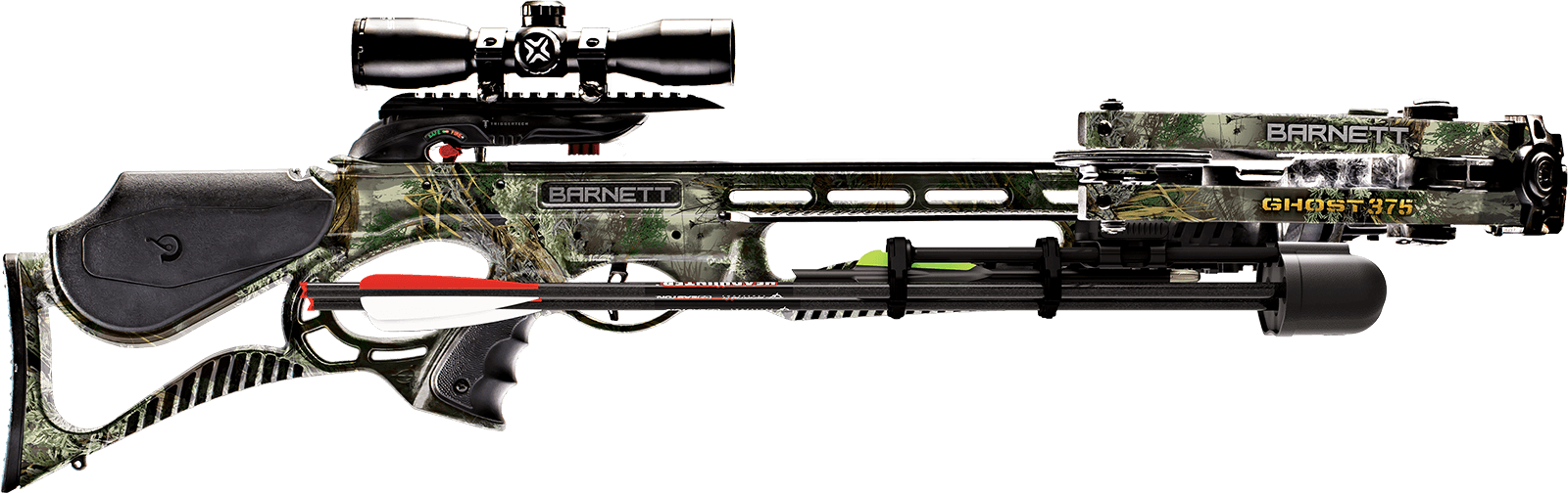 Barnett Ghost 375 Crossbow Package