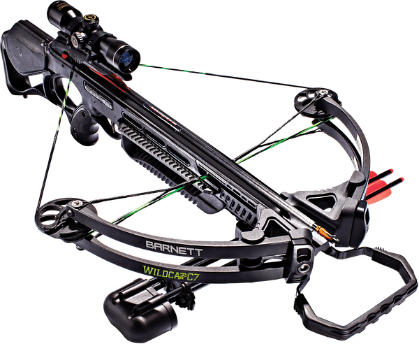 Barnett Wildcat C7 Crossbow Package
