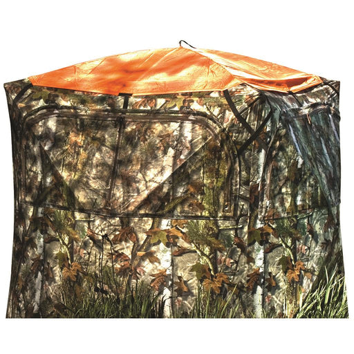 Barronett 4-Sided Blind Cap Blaze Orange