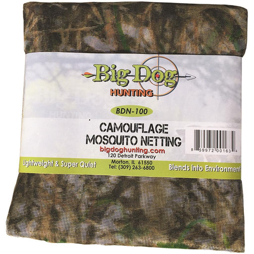 "Big Dog Camo Netting Camo 54""x12"""