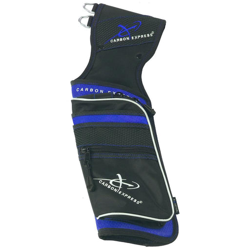 Carbon Express Field Quiver Blue/Black RH