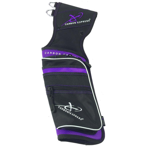 Carbon Express Field Quiver Purple/Black RH