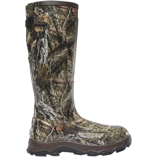LaCrosse 4x Burly Boot Mossy Oak Country 800g 9