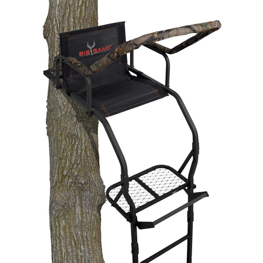 Big Game The Warrior DXT Ladder Stand 17 ft.
