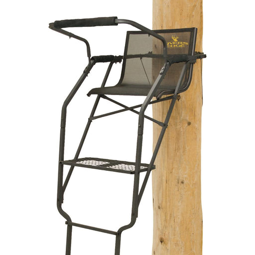Rivers Edge Ladder Stand Relax Wide One Man