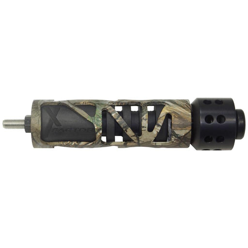 X-Factor Xtreme TAC HS Stabilizer Realtree Xtra 6 in.