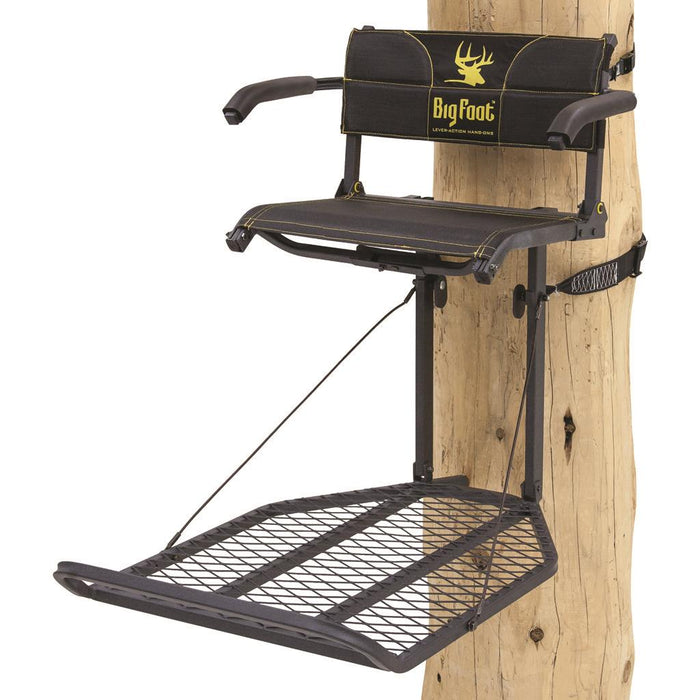 Rivers Edge Big Foot Hang On Stand Lounger X-Large