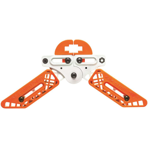 Pine Ridge Kwik Stand Bow Support White/Orange