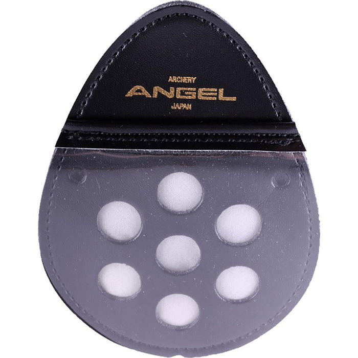 Angel Powder Pouch Black
