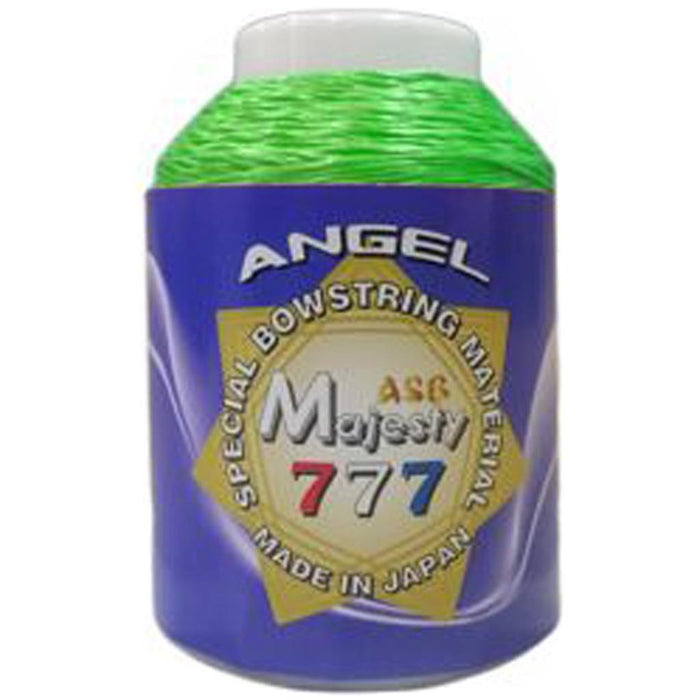 Angel Majesty 777 String Material Green 250m