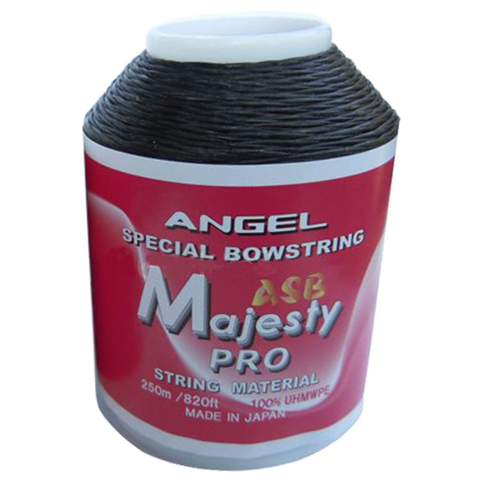Angel Majesty ASB Pro String Material Black 250m