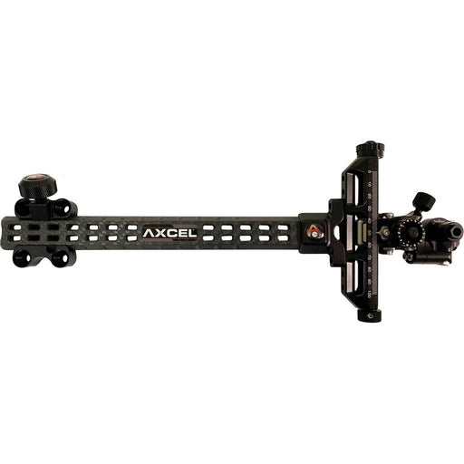 Axcel Achieve Compound X Sight Black 9 in. RH