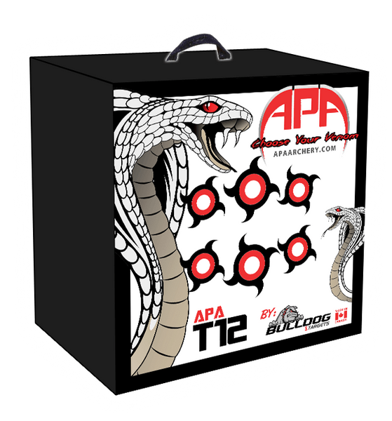 The APA T12 Archery Target