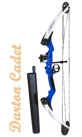 Darton Cadet Youth Compound Package bow 25-35 lbs. | Darton Archery