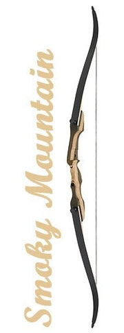 OMP Smoky Mountain Hunter Recurve Bow