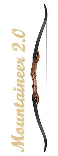 OMP Mountaineer 2.0 Recurve Bow