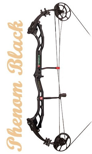 PSE Phenom DC Bow Black