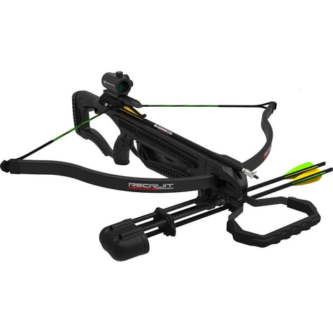 Barnett Recruit Recurve Crossbow Package