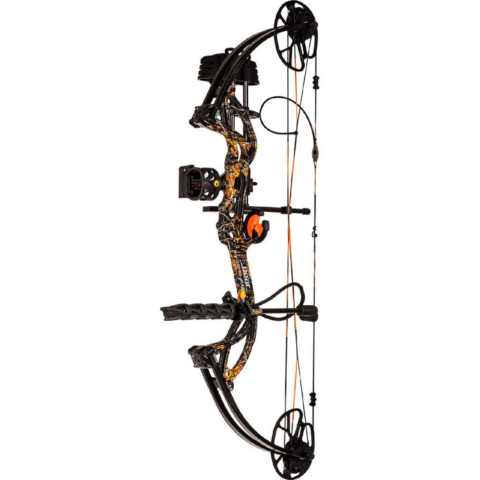 Bear Archery Cruzer G2 RTH Bow Package Moonshine Wildfire 5-70 lbs. LH