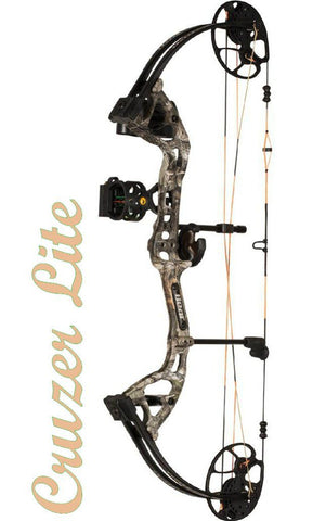 Bear Archery Cruzer Lite RTH Compound Bow Kryptek Highlander