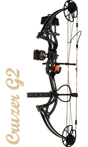 Bear Archery Cruzer G2 RTH Compound Bow Shadow
