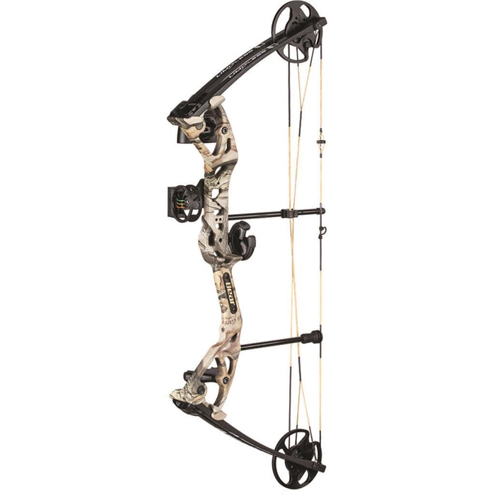 Bear Archery Limitless RTH Package God's Country Camo 19-29 in. 25-50 lbs. RH