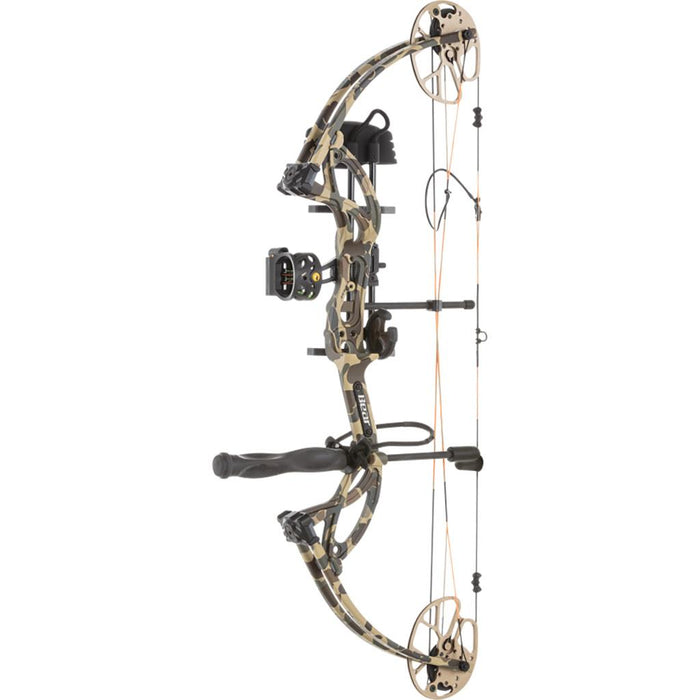 Bear Cruzer G2 RTH Package Fred Bear Camo LH