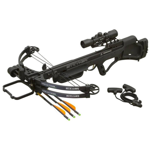 Strykezone Solution Crossbow Package | Stryker Crossbow