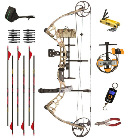 Diamond Provider DIY Compound Bow Package