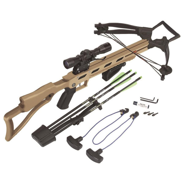 Carbon Express XForce Advantex Crossbow Kit