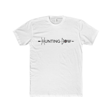 Hunting-Bow Men's Premium Crew Neck T-Shirt