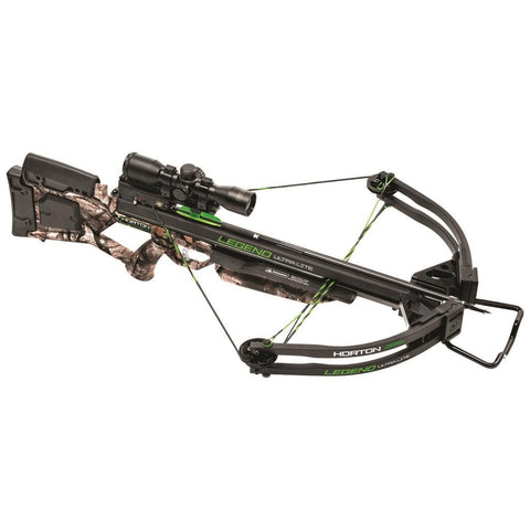 Horton Legend Ultra-Lite Pro View Package | Horton Crossbow