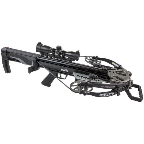 Killer Instinct Swat 408 Crossbow Package