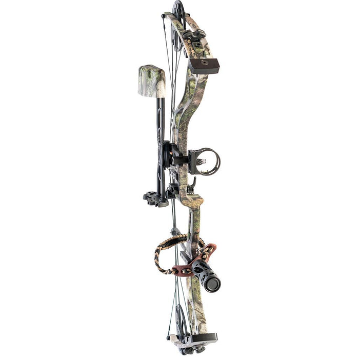Martin Champion Range Bow Package Black Riser/LS Camo Limbs 70 lbs. RH