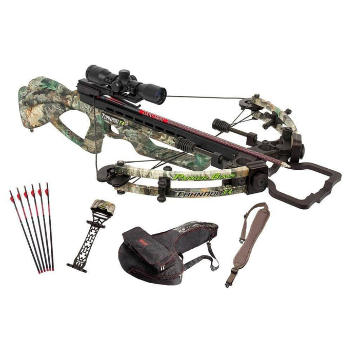 Parker Tornado F4 Crossbow Storm Package