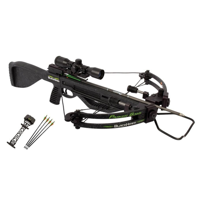 Parker Blackhawk Crossbow Package