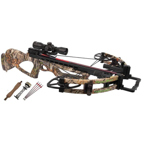 Parker Tornado XXT Crossbow Package