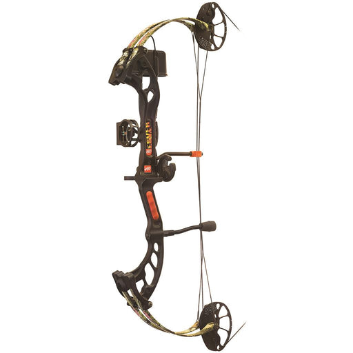 "PSE Fever RTS Package LH 11-29"" 40 Lbs. Mossy Oak Country"