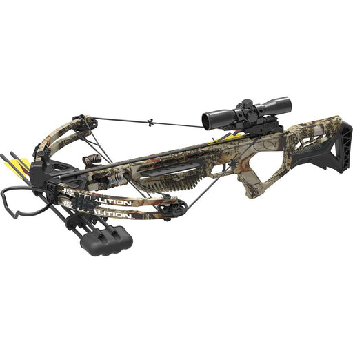 PSE Coalition Crossbow Package Camo