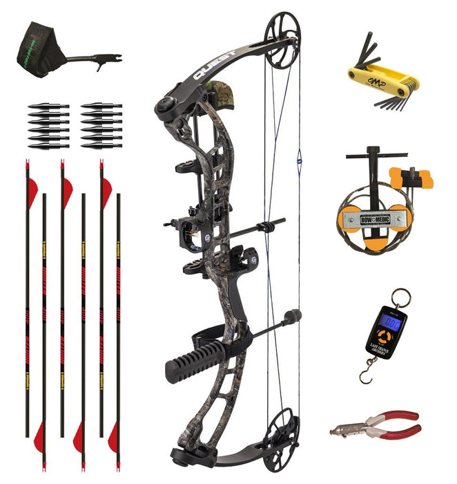 Quest Forge Bow Package | DIY Compound Bow Pkg