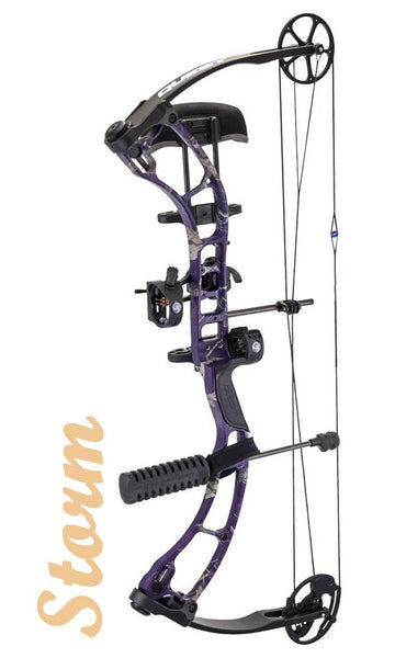 Quest Storm Compound Bow Package