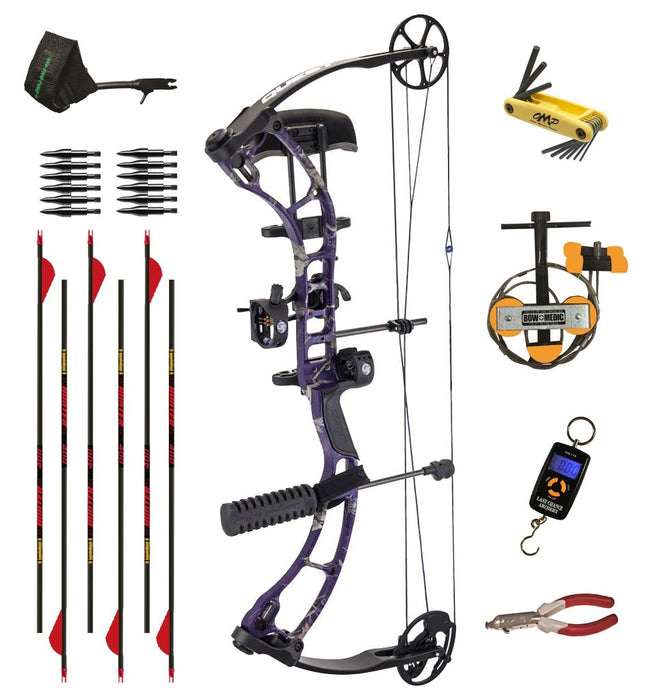Quest Storm Bow Package | DIY Compound Bow Pkg