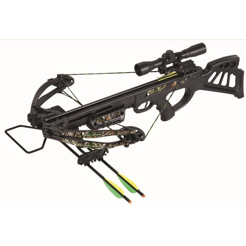 SA Sports Empire Dragon Crossbow Pkg. Camouflage/Black | SA Sports Crossbow