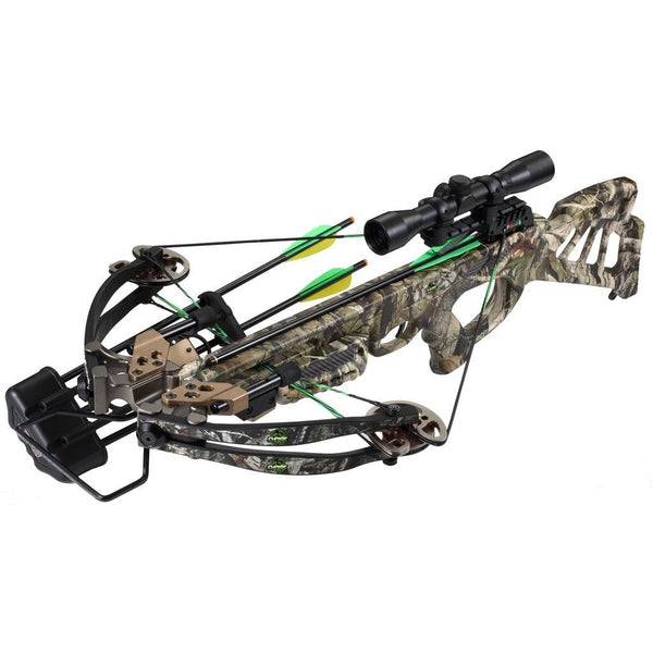 SA Sports Empire Beowulf Crossbow Pkg. Camouflage | SA Sports Crossbow