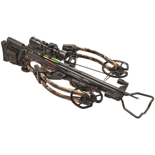 TenPoint Carbon Nitro RDX Crossbow Package