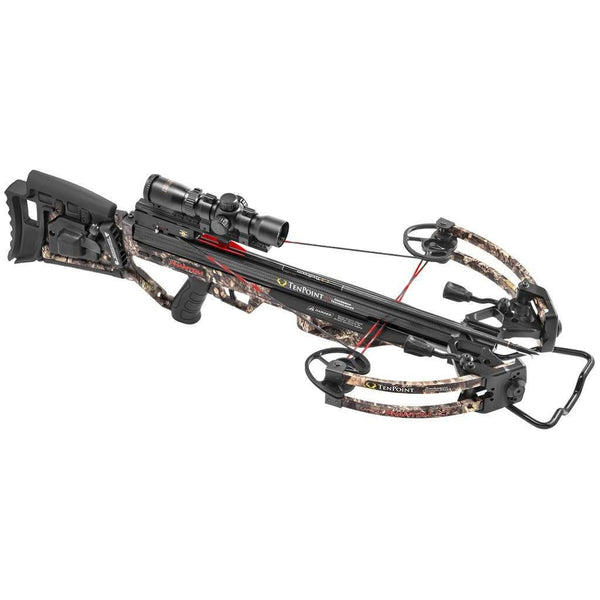 TenPoint Carbon Phantom RCX Crossbow Package
