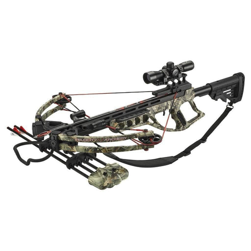Velocity Justice Crossbow Package