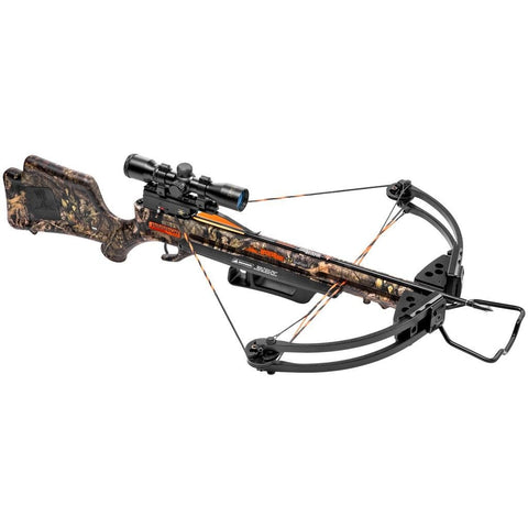 Wicked Ridge Warrior G3 Crossbow Package
