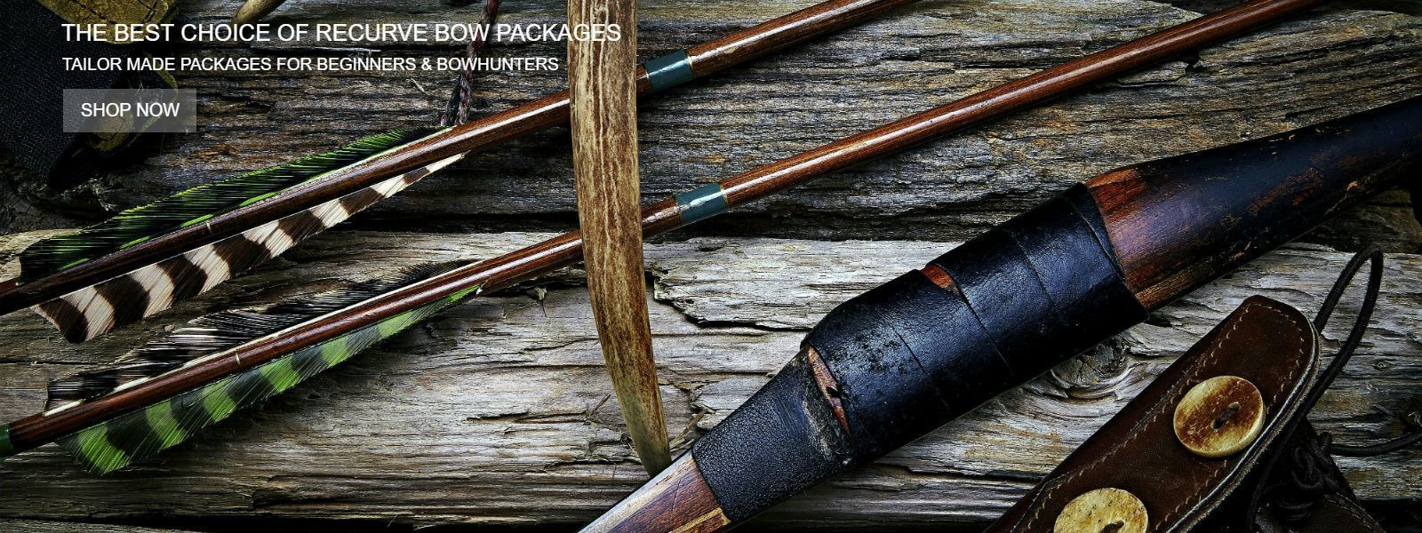 Recurve Bow Packages