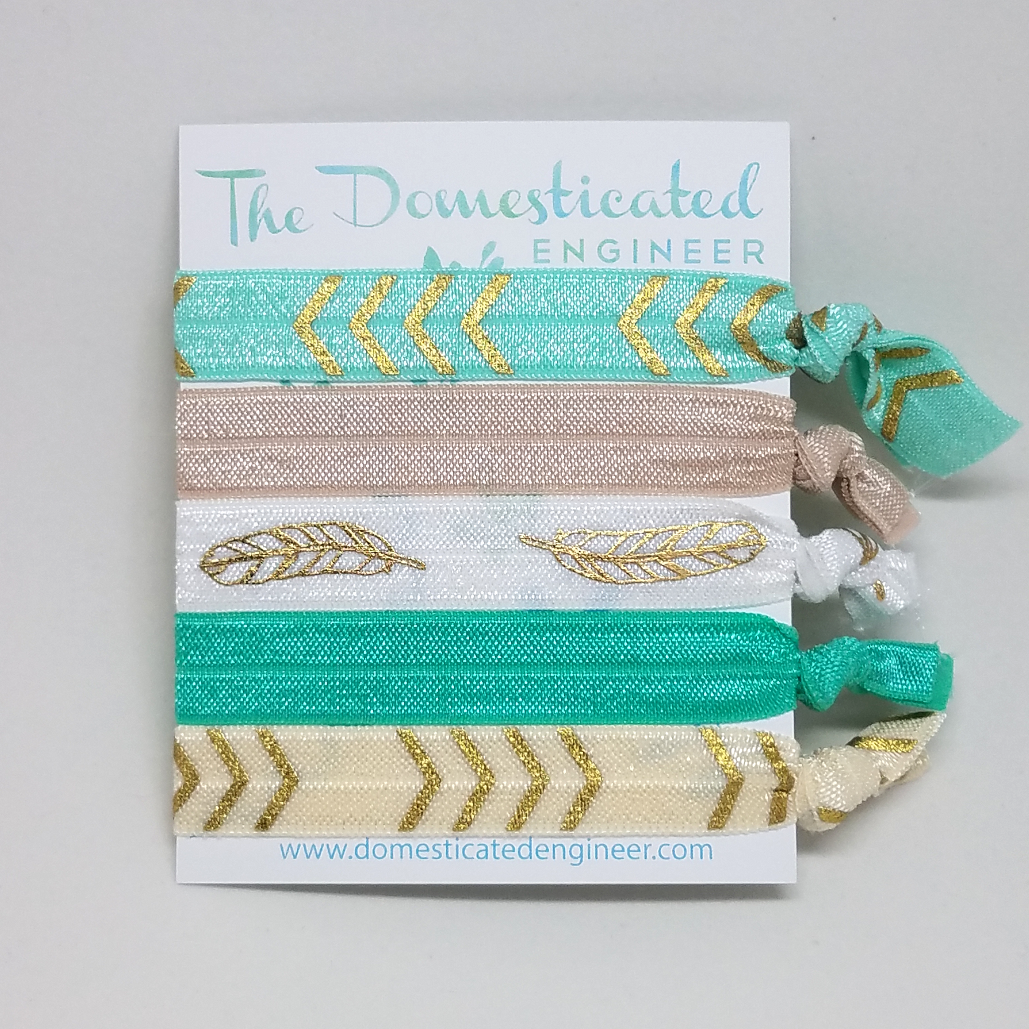 Riverbend Hair Tie Set
